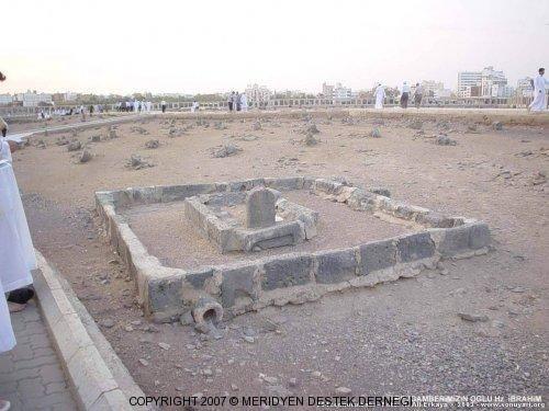 Das Grab von Mohammeds (sav) Sohn Ibrahim
