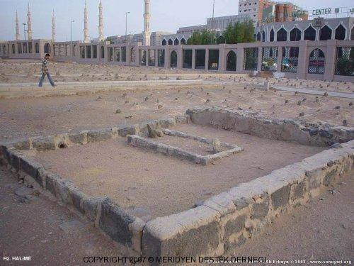 Das Grab von Halima
